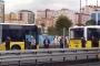 Çağlayan'da metrobüs kazası