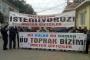 Kırklareli'de köylüler kil ocağı ÇED toplantısını yaptırmadı