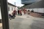 Garanti Bankası inşaatı işçileri iş bıraktı