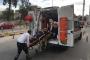 Denizli'de trafik kazası: 1 işçi öldü 3 işçi yaralandı