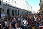 Berlin'de ırkçılığa karşı 250 bin kişi sokağa çıktı