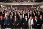 Erdoğan, Dokuz Eylül Üniversitesindeki açılış töreninde konuşuyor