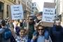 Brexit karşıtları Londra'da yürüyüş düzenledi
