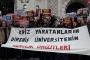 Ögrencilerden YÖK protestosu: YÖK kapatılsın