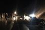 Van'da mültecileri taşıyan minibüs kaza yaptı: 5 ölü, 16 yaralı