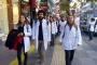 'Medeni ölümü' dayatan teklife karşı sağlık emekçileri Kuğulu Park'ta