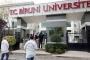 Biruni Üniversitesinde oksijen tüpü patladı, 3 kişi yaralandı
