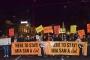 Viyana'daırkçı hükümet protesto edildi