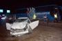 Erbaaspor otobüsü kaza yaptı: 1 ölü, 3 yaralı