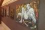 Resim öğretmenlerinden Tarsus'ta 'Organize Sanat' sergisi