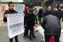 Konkordato mağduru Makro-Taze işçilerinden imza kampanyası