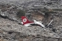 Denizli'de düşen eğitim uçağının enkazında 2 kişinin cesedine ulaşıldı