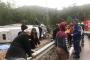 Antalya'da mülteci işçileri taşıyan minibüs devrildi: 1 ölü 26 yaralı