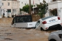 Bodrum'u yağmur ve dolu vurdu, su taşkınları yaşandı