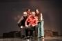 Halk Ozanı Mahzuni Şerif tiyatro sahnesinde