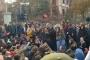 Arnavutluk'ta üniversite öğrencileri boykotta