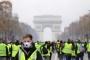 Paris'te sarı yeleklilerin eylemi öncesi 25 kişi gözaltına alındı
