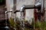 Köyün içme suyuna atık motor yağı karıştırıldığı iddiası