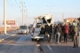 Aksaray'da işçi servisleri çarpıştı, 17 kişi yaralandı