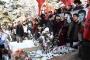 17'sinde idam edilen Erdal Eren Ankara'da mezarı başında anıldı