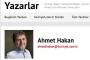 Ahmet Hakan: Erkan Petekkaya beni alkollü bir şekilde arayıp küfretti