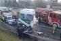 Hafriyat kamyonları tehlike saçıyor: 4 ayda 67 kaza