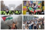 2018'de dünyada öne çıkan protestolar ve grevler