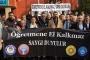 Büyükçekmece'deki öğretmene saldırı vakası protesto edildi