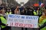 'Sarı yelekliler' isyanı tutuklama kararlarına rağmen sürdü