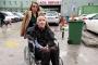 Bursa'da özel halk otobüsü şoförü, iki yaşlı yolcuyu darbetti