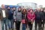 Ener Liva mağdurları Erdoğan'la görüşmek istedi, polis engelledi
