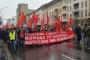 Berlin'de on binler Rosa Luxemburg ve Karl Liebknecht'i andı