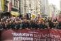 Avukatlar, 'Tehlikedeki Avukatlar Günü'nde cübbeleriyle yürüdü