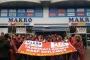 Makro işçileri: Bize sahip çıkmayan adaylara destek vermeyeceğiz