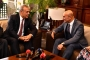 CHP'nin İzmir adayı Tunç Soyer'den Başkan Kocaoğlu'ya ziyaret
