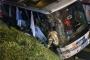 Eyüpsultan'da yolcu otobüs kazası: 2 ölü, 21 yaralı