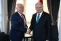 Vatan Partisi Genel Başkanı Perinçek, Binali Yıldırım'ı ziyaret etti