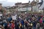 İsviçre'de gençler sokağa çağırdı, on binler iklim için uyardı