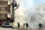 Urfa'da elektrik trafosunda patlama maddi hasara neden oldu