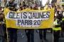 Sarı Yelekliler eylemleri 31'inci haftasında: Hareket yeniden kitleselleşebilir