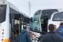 Malatya'da iki otobüs çarpıştı, 1 kişi öldü, 17 kişi yaralandı