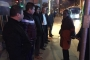 Kocaeli adayı Reyhan Başaran seçim çalışmasına işçi durağından başladı