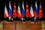 Rusya, İran ve Türkiye Soçi'de Suriye gündemiyle toplandı
