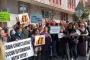 Ankara'da kadınlar katledilen Döndü Şengül için yürüdü