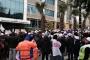 Ücretleri ödenmeyen Avcılar Belediyesi işçileri eylem yaptı