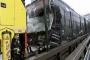 Haramidere'de metrobüs kazası: Bazı yolcular hafif yaralandı