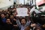 Cezayirli öğrenciler Cumhurbaşkanı Buteflika'yı protesto etti
