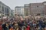 Almanya'da öğrenciler yine çevre için sokaktaydı
