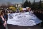Mamak'ta kadınlar polis engeline rağmen 8 Mart açıklaması yaptı