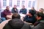 Tekirdağ bağımsız adayı Tuncay Sağıroğlu işçilerle bir araya geldi
